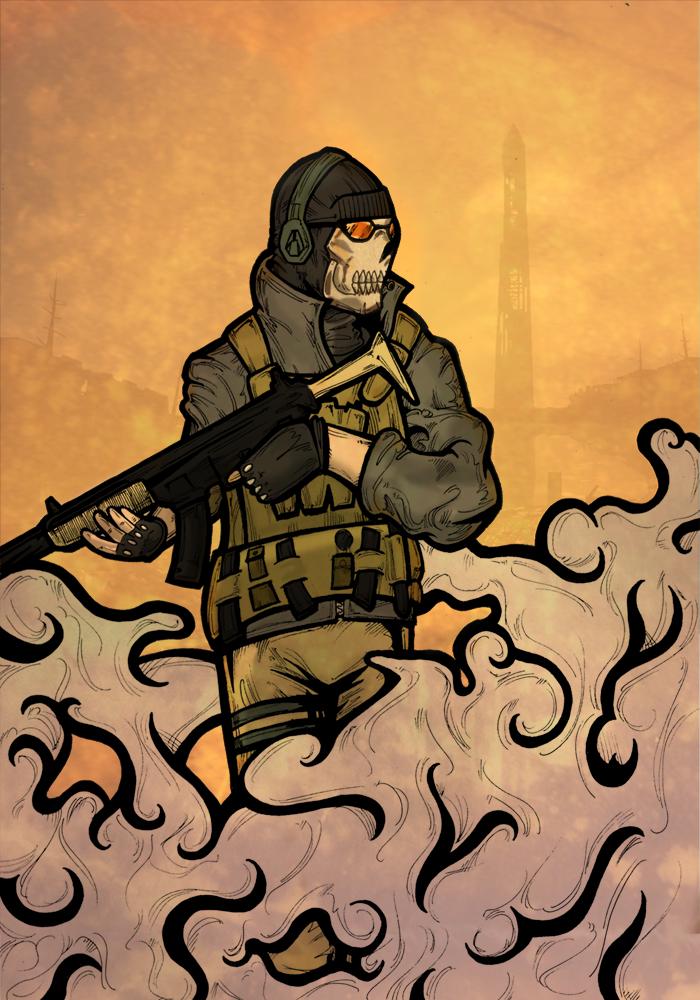 Modern Warfare ahora es FREE (o al menos la versión 2D)
