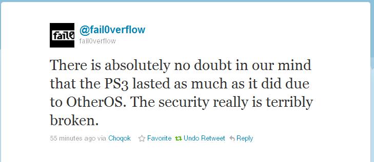 Revelado un grave fallo en la seguridad de la PS3, inminente explosión de contenido en la scene