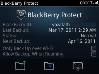 Blackberry Protect, previene extravios y robos de tu teléfono