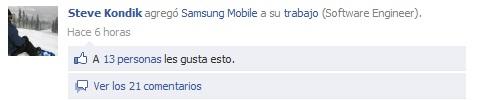 Cyanogen ahora trabaja para Samsung Mobile