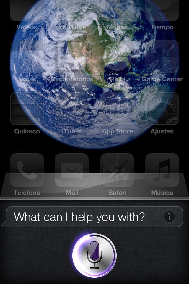 Activa Siri en el iPhone 4/iPad con iOS 5.1.1 usando Ac!d