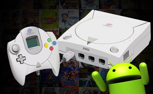 Emulador de Dreamcast para Android